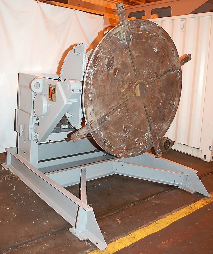 Ransome-100P-10000-lb.-Welding-Positioner