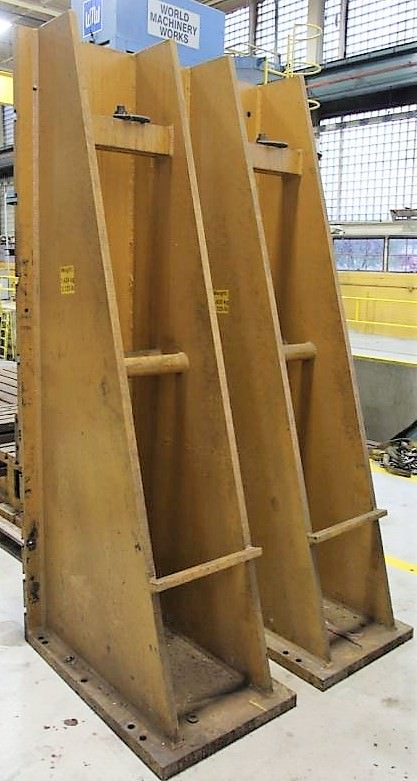 Angle Plates, T-Slotted (2) 2438 MM  x 610 MM  x 1016 MM   -28480b