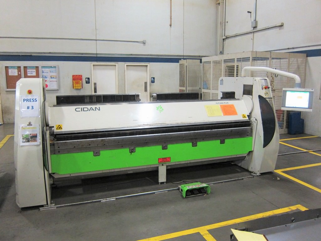 CIDAN-Futura-Plus-30-11-Ga-x-122-CNC-Folding-Machine
