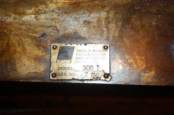 SMW 300T Pallet Changer-28585i