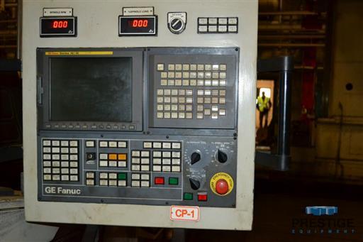 Ingersoll Traveling Gantry Type Adjustable Rail Milling Machine-28624d