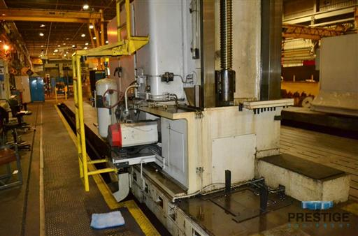 Ingersoll Traveling Gantry Type Adjustable Rail Milling Machine-28624f