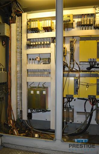 Ingersoll Traveling Gantry Type Adjustable Rail Milling Machine-28624h