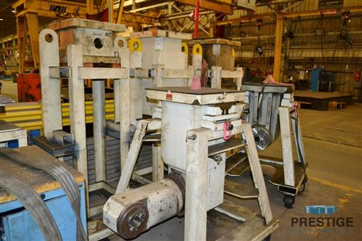 Ingersoll Traveling Gantry Type Adjustable Rail Milling Machine-28624i