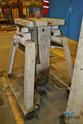 Ingersoll Traveling Gantry Type Adjustable Rail Milling Machine-28624j