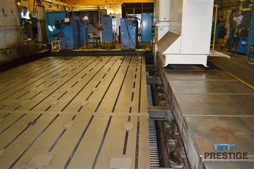 Ingersoll Traveling Gantry Type Adjustable Rail Milling Machine-28624l