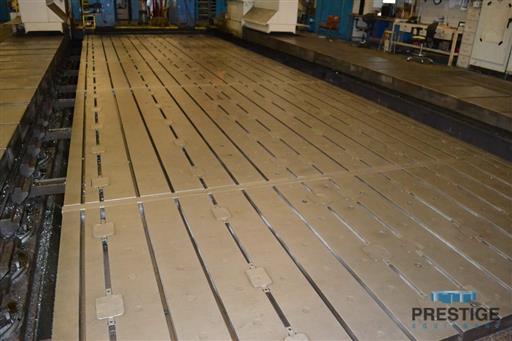 Ingersoll Traveling Gantry Type Adjustable Rail Milling Machine-28624m