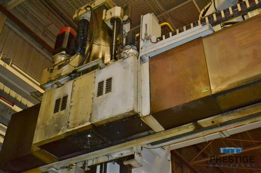 Ingersoll Traveling Gantry Type Adjustable Rail Milling Machine-28624n