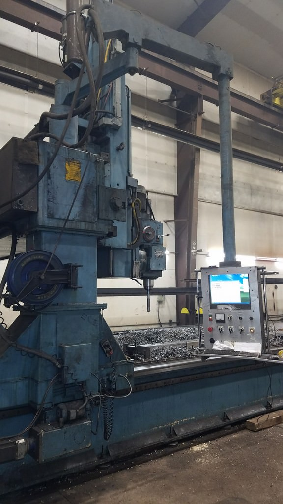 Cincinnati-3-Axis-Travelling-Bridge-Gantry-Milling-Machine