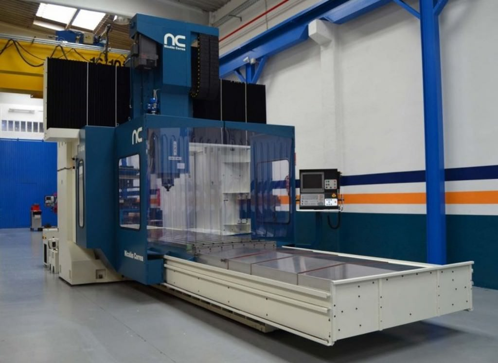 Nicolas-Correa-FP-40-50-5-Axis-CNC-Double-Column-Gantry-Mill