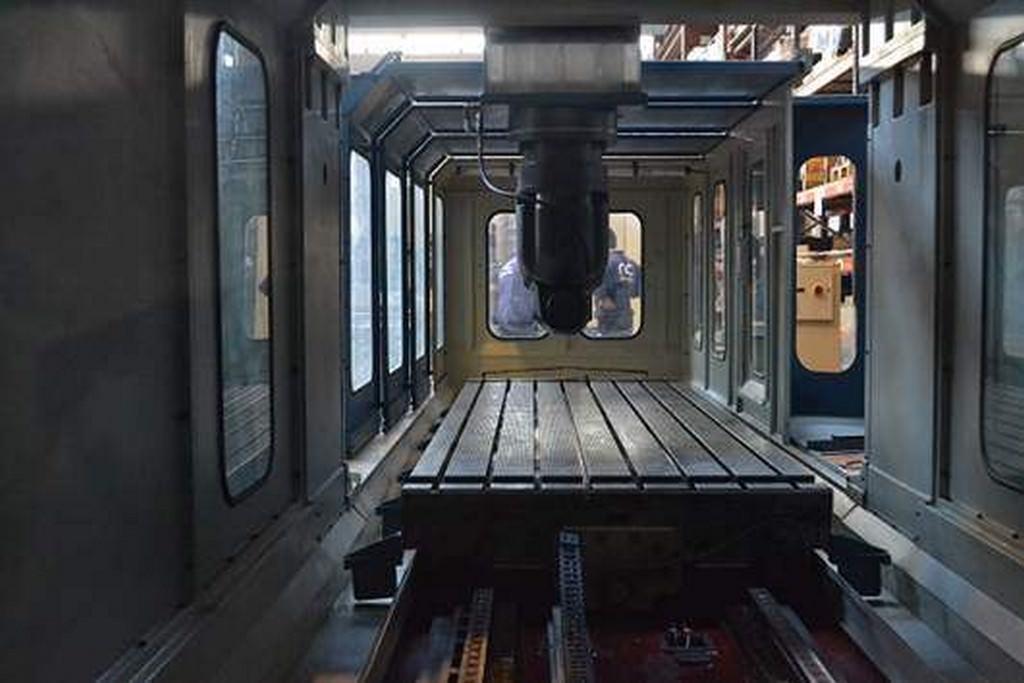 Nicolas Correa FP-30/40 CNC Bridge Gantry Mill-28660d