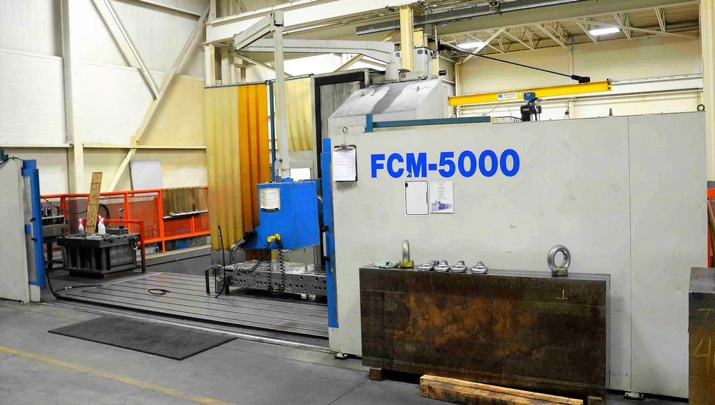 CME-FCM-5000-Universal-Milling-Drilling-&-Boring-Mill