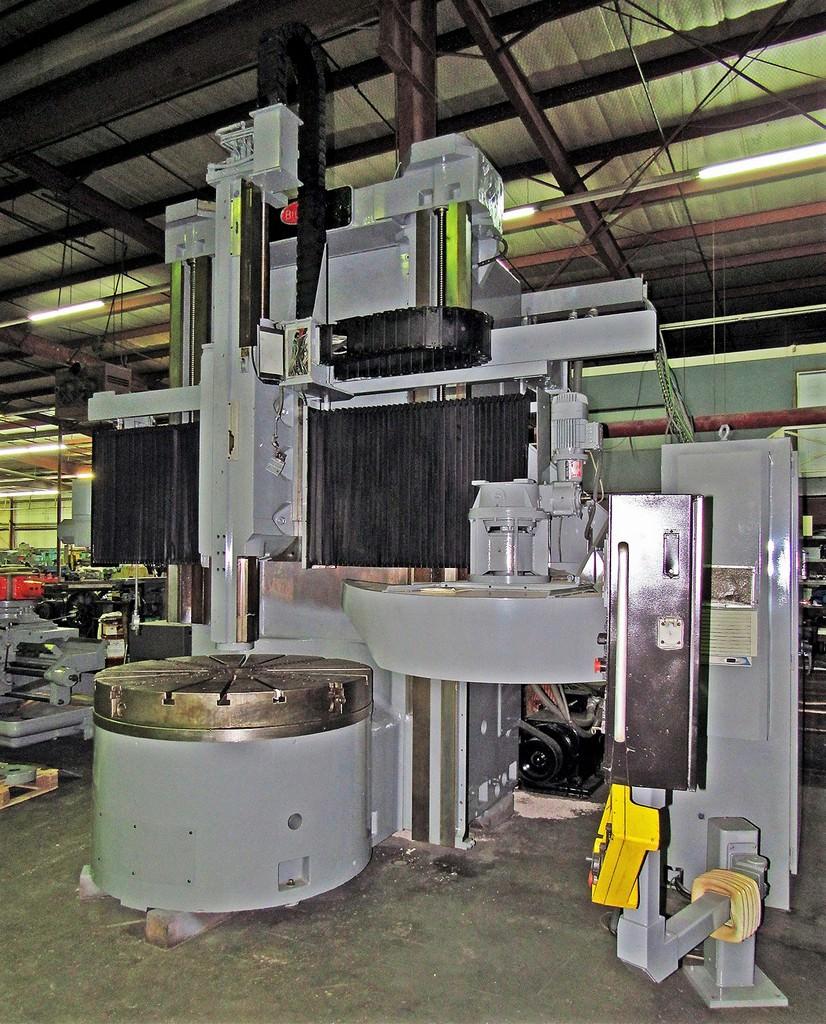 Bullard-Dyn-Au-Tape-56-CNC-Vertical-Boring-Mill
