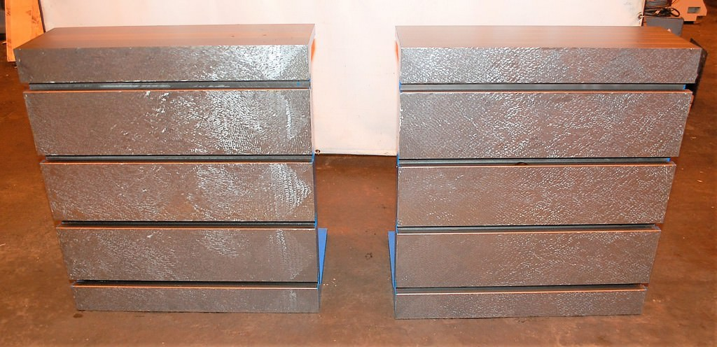 Angle-Plates-T-Slotted-(2)-39-x-36-x-22
