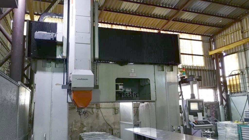 Handtmann-PBZ-DL5-5-Axis-CNC-Profile-Machining-Center