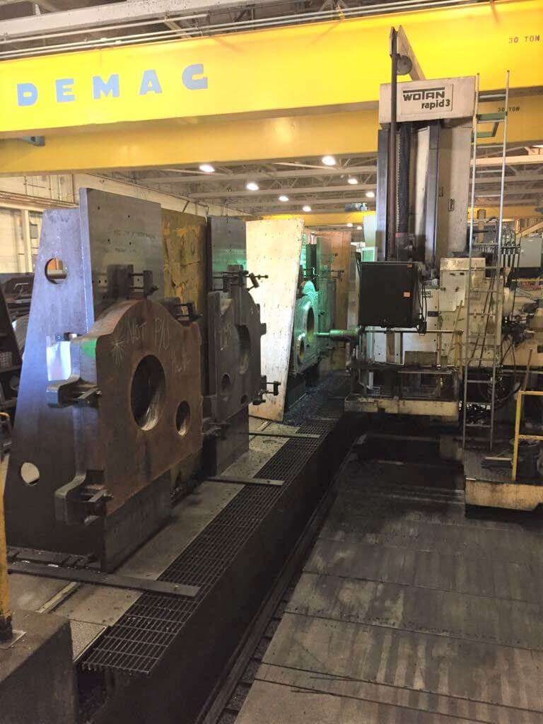 Wotan-Rapid-3-CNC-Floor-Type-Horizontal-Boring-Mill