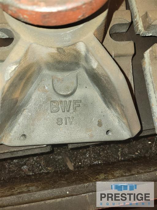 BW Series IV Leveling Jacks for Floor Plates-29031b