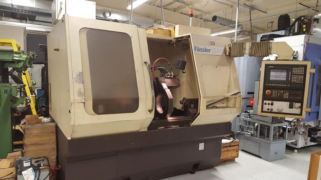Fassler K-300 CNC Gear Honer