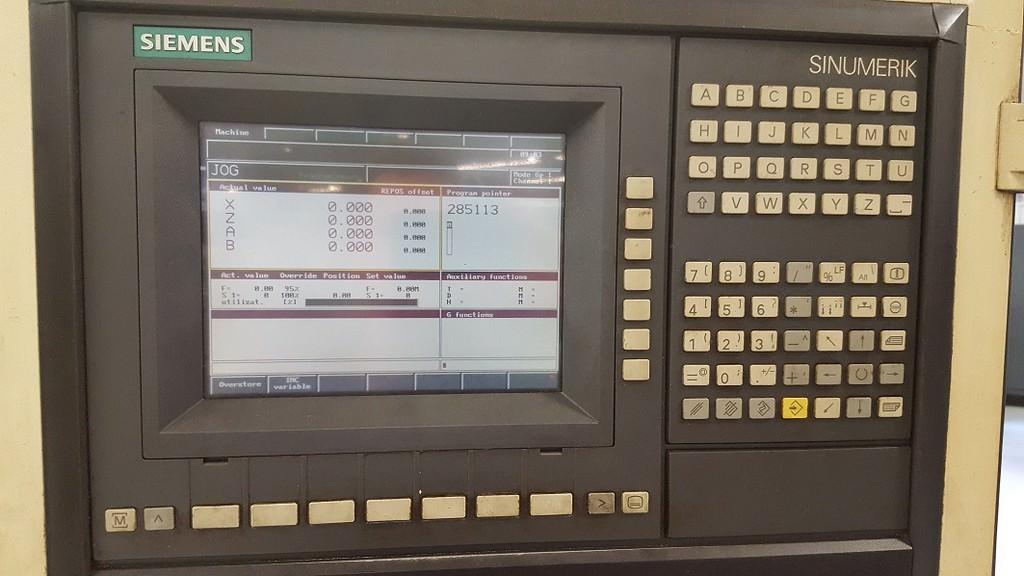 Fassler K-300 CNC Gear Honer-29033a