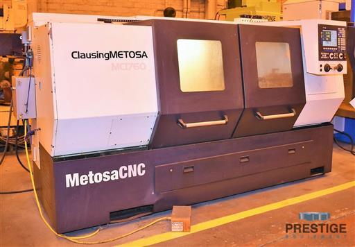 Clausing-Metosa-MC1760-CNC-Lathe