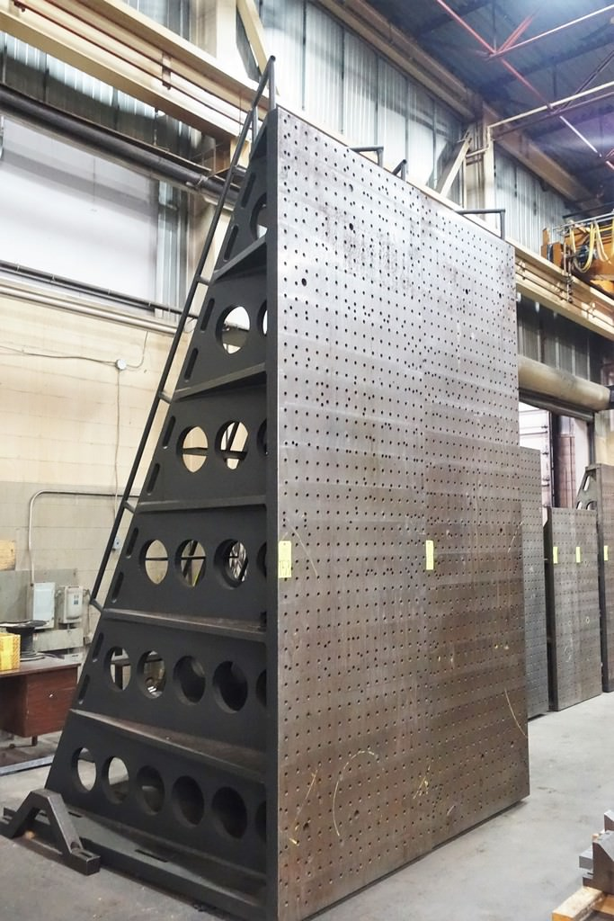 Angle-Plates-Drilled-&-Tapped-(2)-144-x-48-x-87