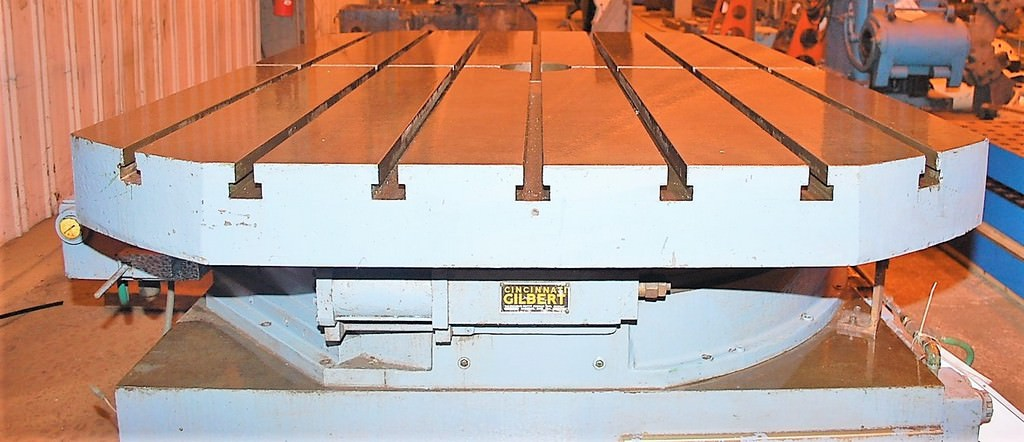 Cincinnati-Gilbert-60-x-84-Airlift-Rotary-Table