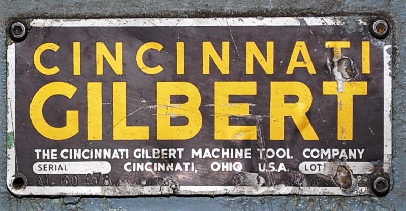 Cincinnati Gilbert 60