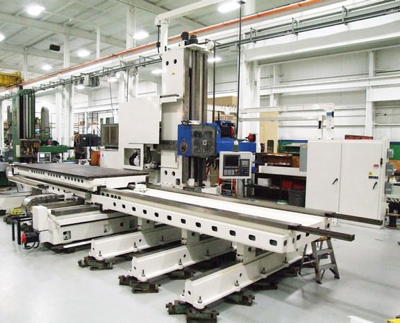 Giddings-&-Lewis-G60TX-6-CNC-Table-Type-Horizontal-Boring-Mill