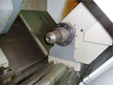 HAAS DS-30Y CNC Turning Center-29178b