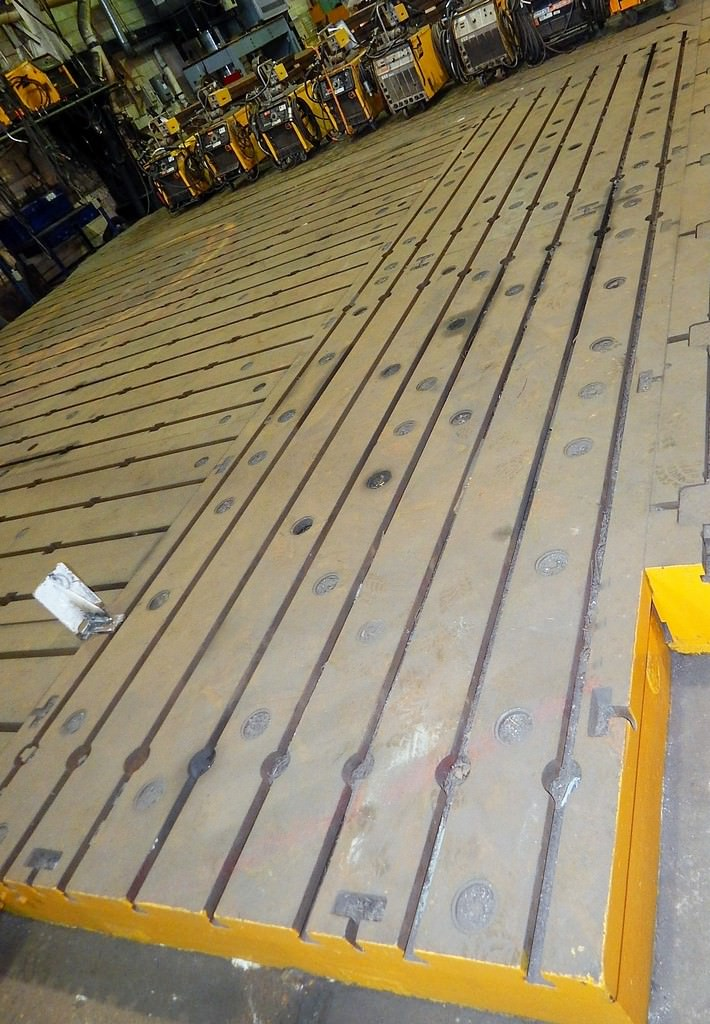 T-Slotted-Floor-Plates-(2)-78.75-x-137-Cast-Iron