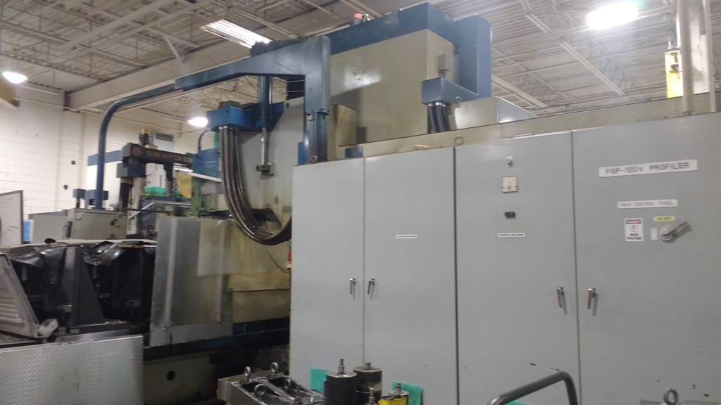 SNK FSP-120V CNC Vertical Profiler-29262e