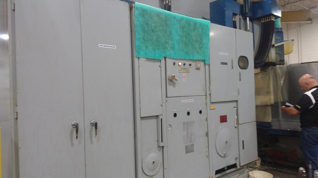 SNK FSP-120V CNC Vertical Profiler-29262f
