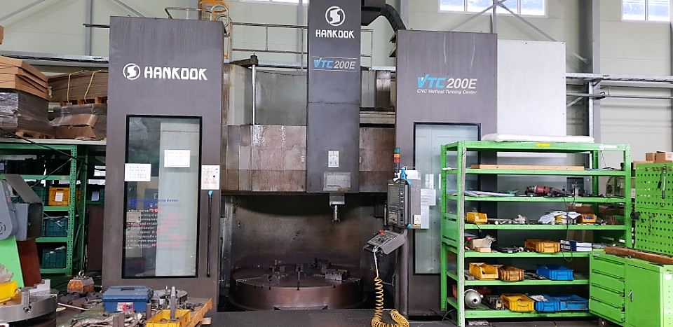 Hankook-VTC-200E-78-CNC-Vertical-Boring-Mill