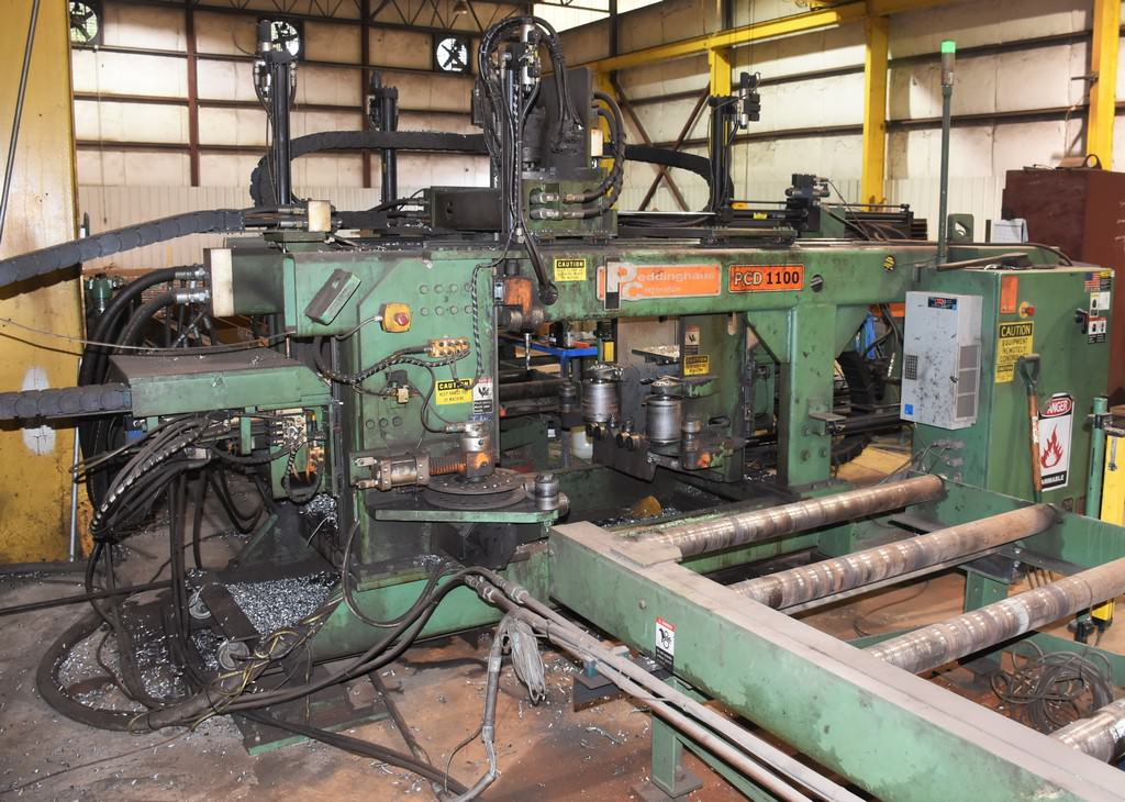 Peddinghaus-PCD-1100-CNC-Beam-Drill