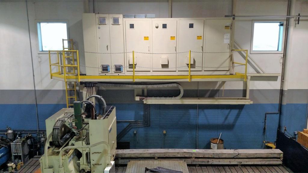CINCINNATI 3-Spindle CNC Gantry Profiler-29307f