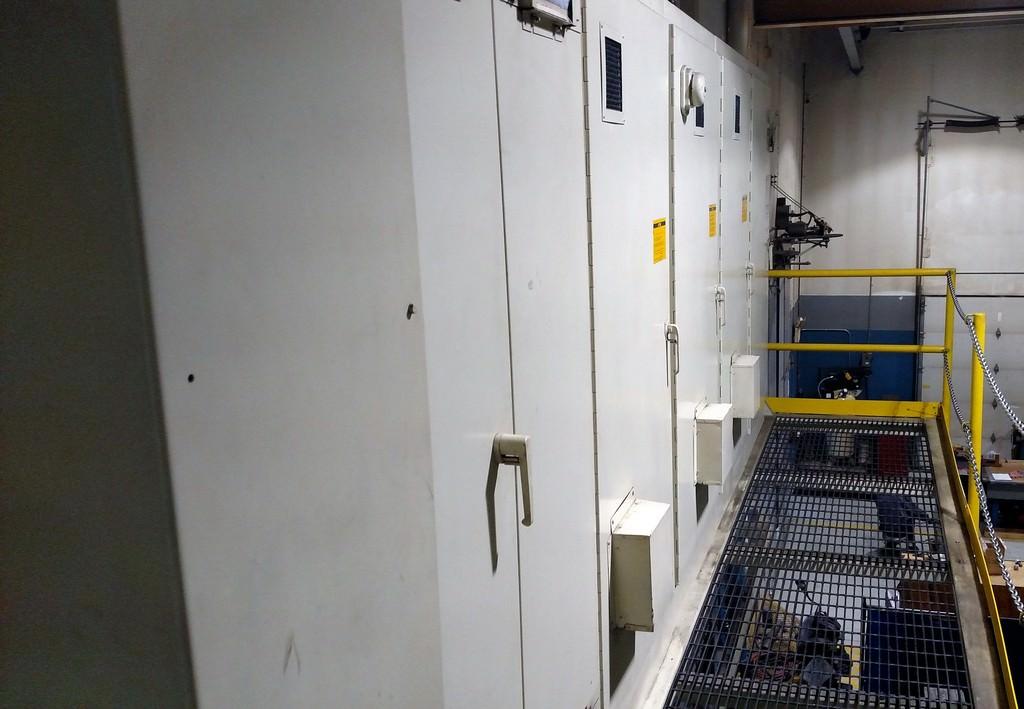 CINCINNATI 3-Spindle CNC Gantry Profiler-29307h