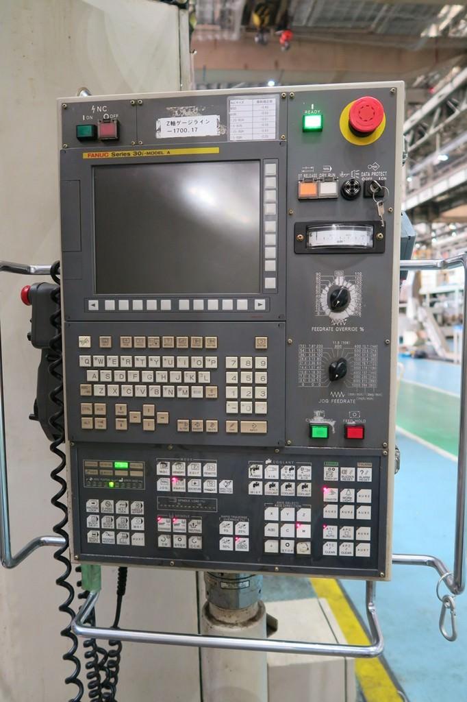 SNK RB-350F Double Column 5-Axis CNC Bridge Mill -29318e
