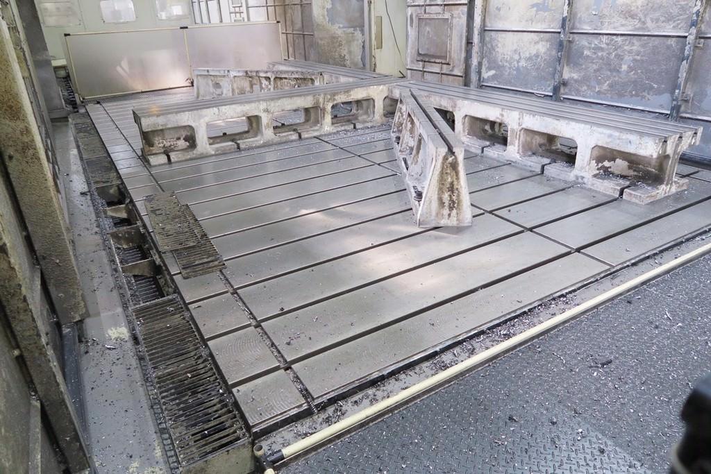 SNK RB-350F Double Column 5-Axis CNC Bridge Mill -29318f
