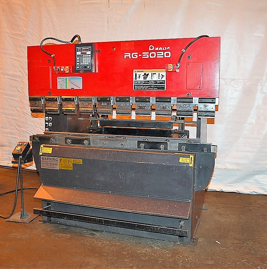 Amada-RG-5020LD-55-Ton-x-6-2-Axis-CNC-Upacting-Press-Brake