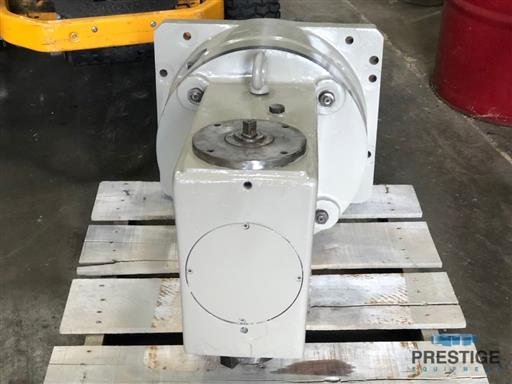 Right Angle Head From 100 MM  TOS H100A Boring Mill -29339c