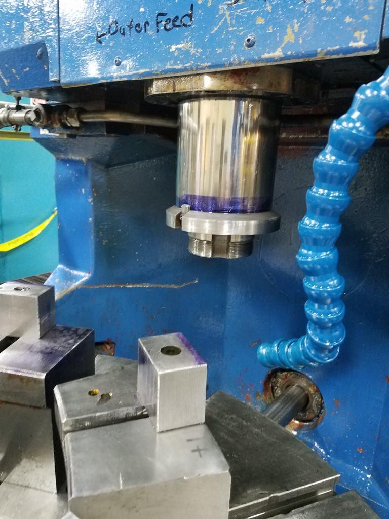 FELLOWS 50-8 Hydrostroke Gear Shaper-29364b
