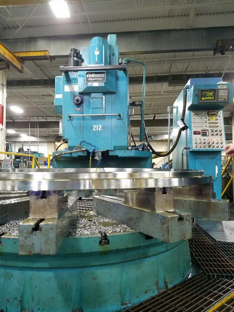 FELLOWS-100-12-Hydrostroke-Gear-Shaper