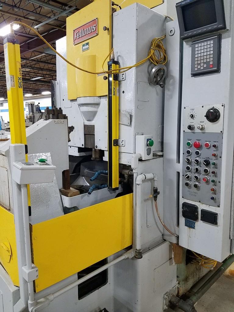 FELLOWS 10-4 CNC Gear Shaper-29369b