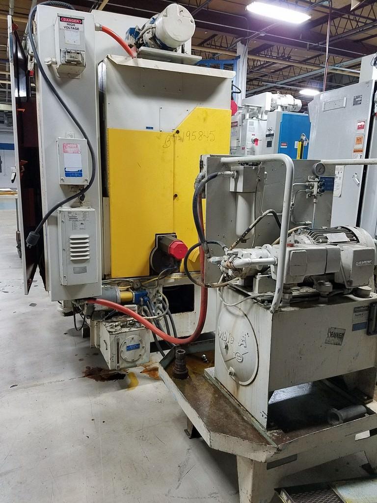 FELLOWS 10-2 / 10-4 CNC Gear Shaper-29370c