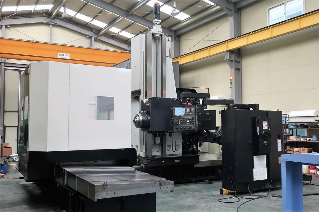Doosan-DBC-130L-5.12-CNC-Table-Type-Horizontal-Boring-Mill