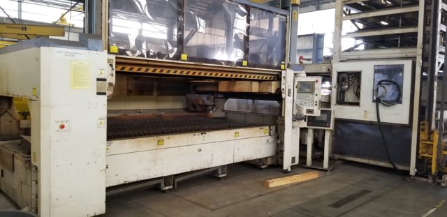 Mitsubishi-3600-Watt-3015-LZP-FMS-System-CNC-Laser