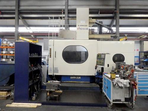 Hankook-VTC-160E-63-CNC-Vertical-Boring-Mill