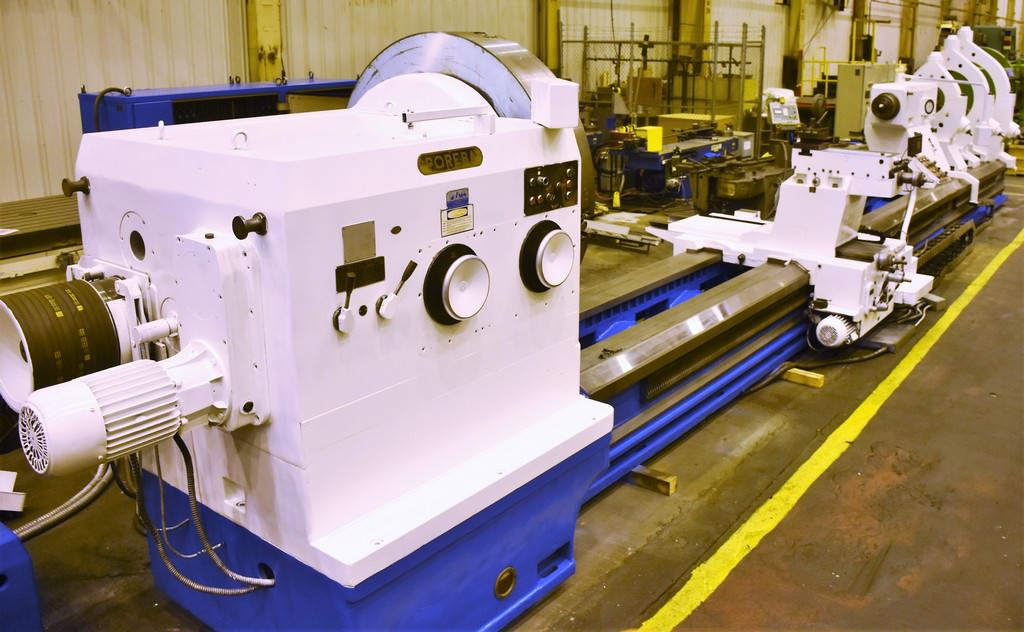 Poreba-TCG-200-10M-78-x-393-Heavy-Duty-Manual-Lathe