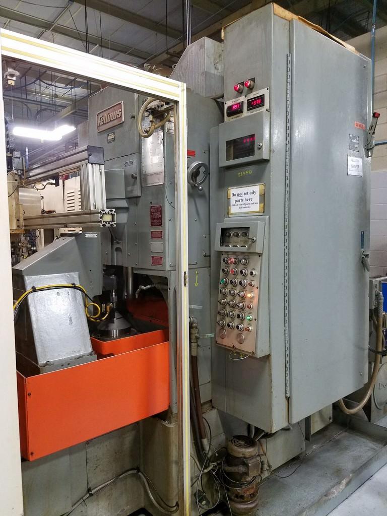 FELLOWS-10-4-CNC-Gear-Shaper