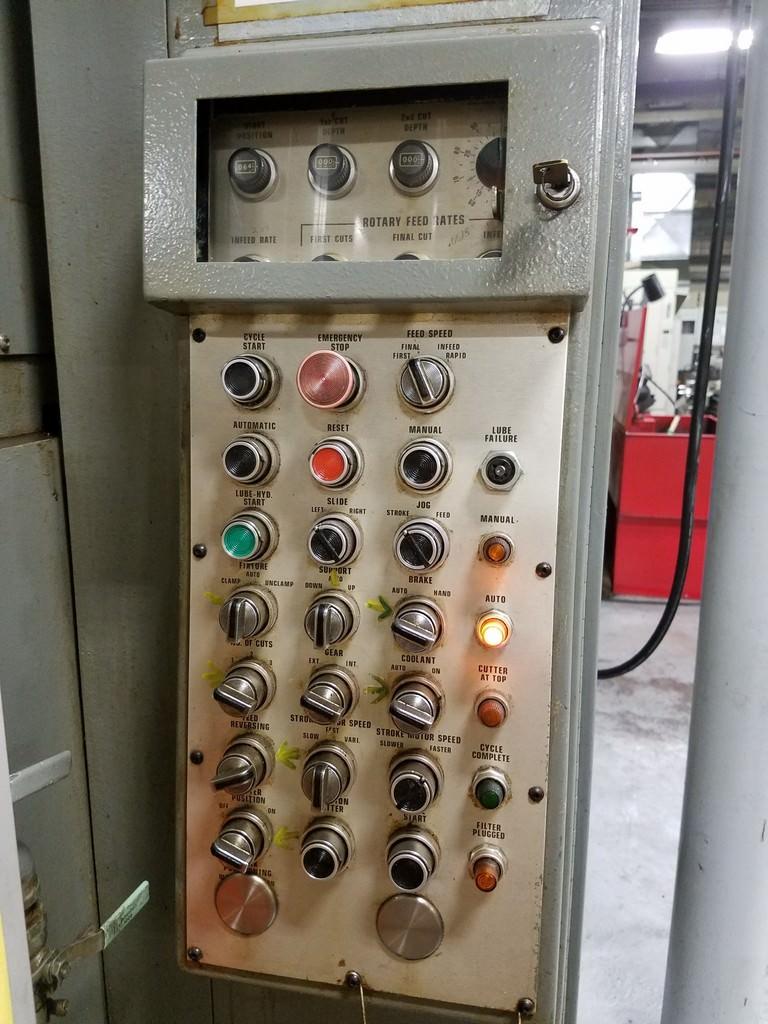 FELLOWS 10-4 CNC Gear Shaper-29408a